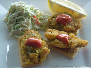 Fried Oyster Patties