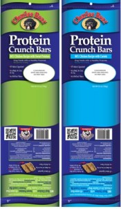Protein Crunch Bars RECALL