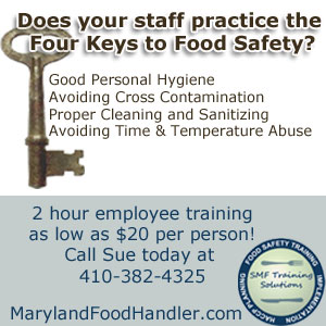 Food Handler Training as low as $20